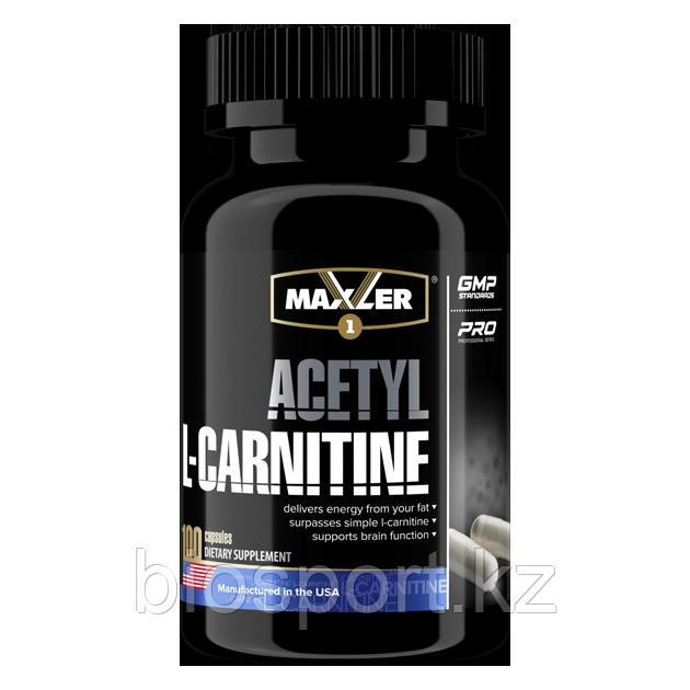 Acetil L-Carnitine 100 caps (Maxler)