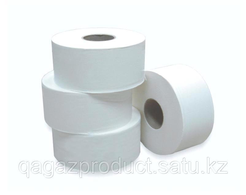 Туалетная бумага.1/12.200 м.1 слоя.(Серая)