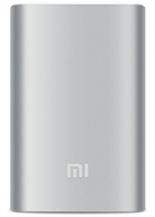 Power bank Xiaomi Mi 2017 10000mah, серебристый