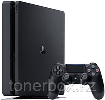 Игровая консоль Sony Play Station 4 Slim 1TB, Black (Detroit: Become Human, The Last of Us Remastered, Horizon: Zero Dawn, PS3M)(CUH-2208B)