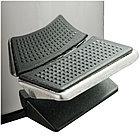 Ведро-контейнер для мусора OfficeClean Professional, 5 л, нержавеющая сталь, хром, фото 4