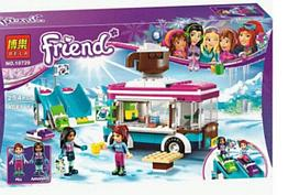 Конструктор Bela Friend 10729 (Аналог Lego Friends).