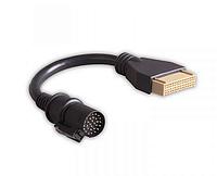 N03915 Диагностический кабель 30 pin для Iveco  Easy