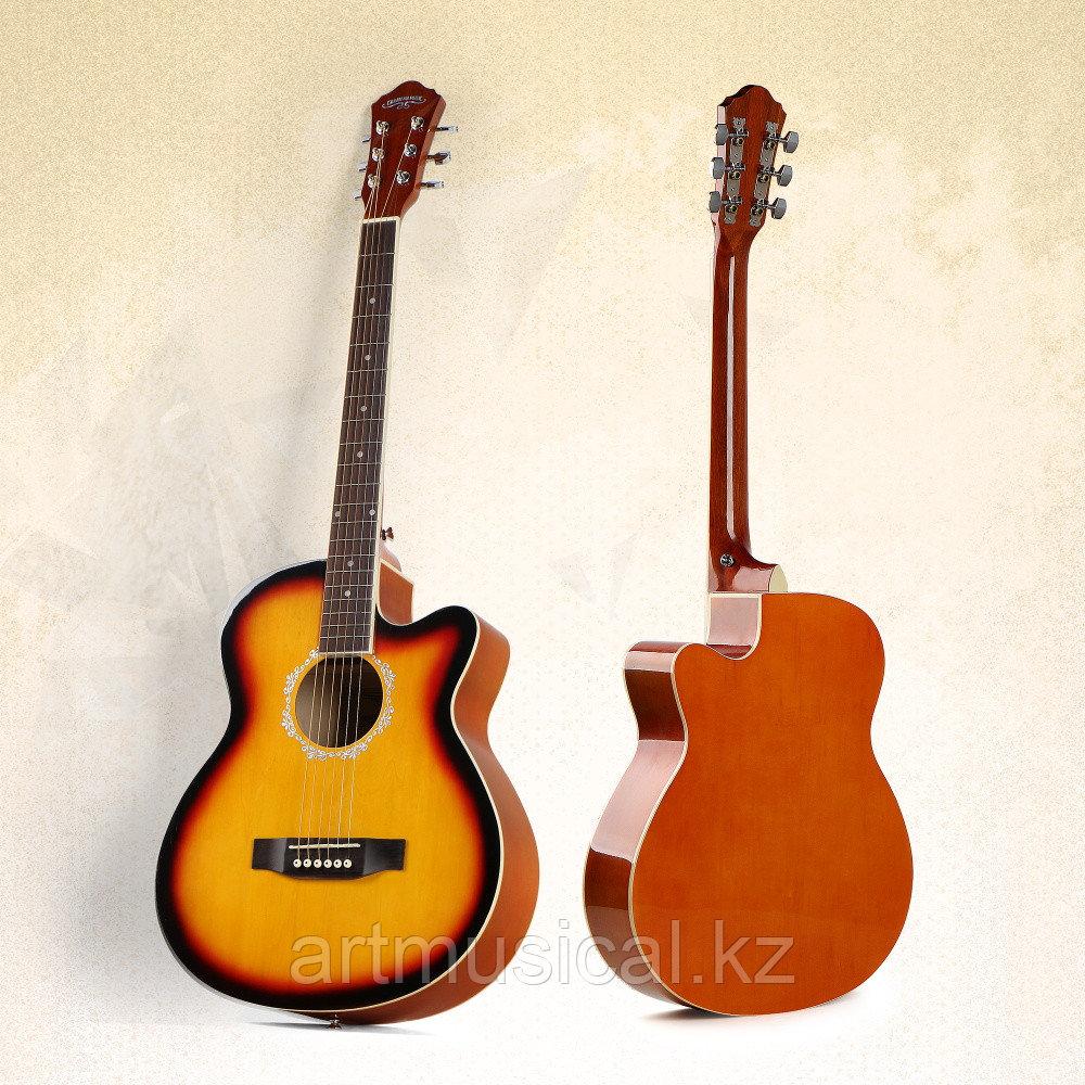 Гитара  Caravan music HS-3910 SB