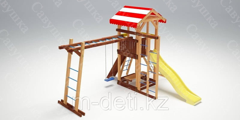 Детская площадка Савушка - 10