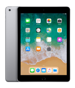 IPad 9.7 (2018) 128Gb Wi-Fi + Cellular Space Gray
