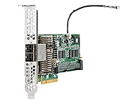 Контроллер HP SAS Controller Smart Array P440/2GB FBWC/12G/int only for Gen9 servers
