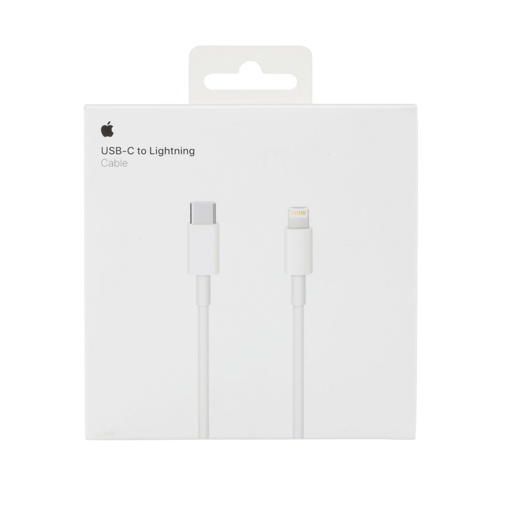 USB Кабель Apple Store USB-C to Lightning Charge Cable (1m) MKOX2AM/A