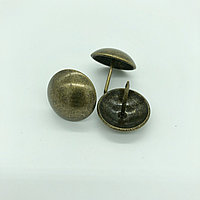 Гвозди декоративные  25 мм, бронза
