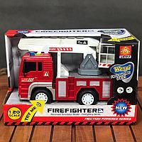 Игрушка пожарная машина. 25 см длина
