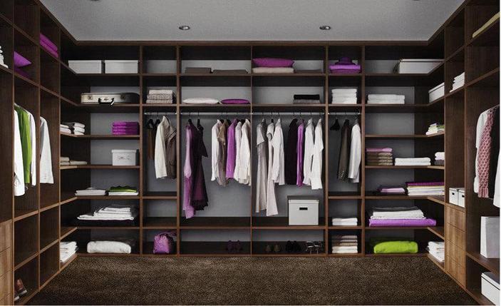 Мебель для гардеробных комнат, фото 2