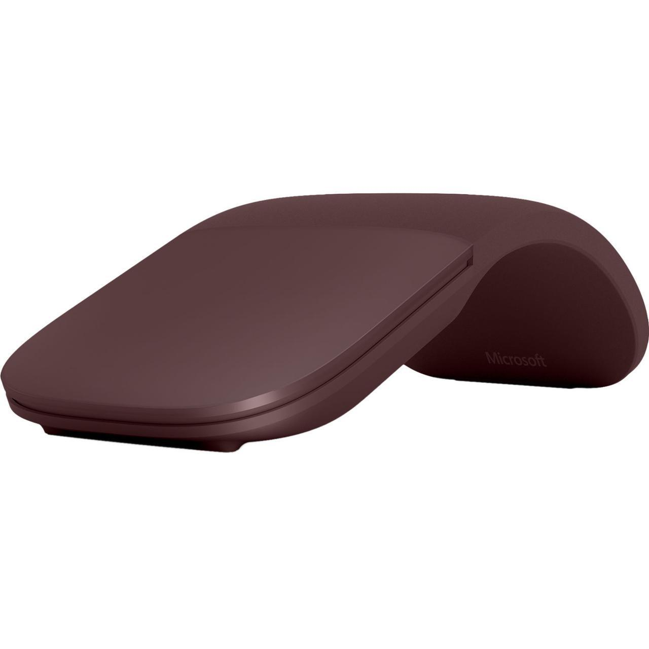 Surface Arc Mouse Red