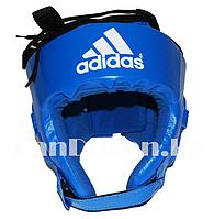 Шлем боксёрский Adidas Синего цвета
