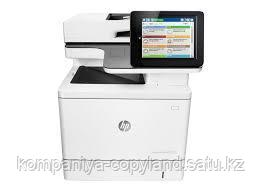 Цветное МФУ HP Color LaserJet Enterprise M577dn