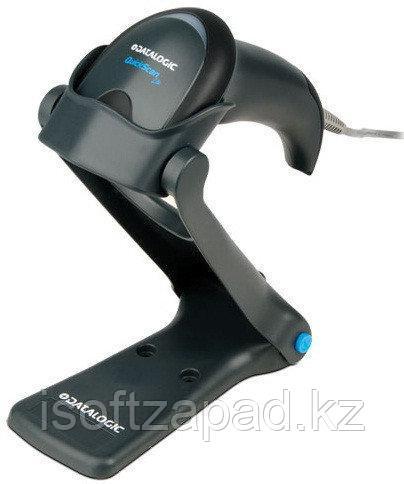 Сканер штрих-кода ручной Datalogic QuickScan QW2420 (2D) c подставкой