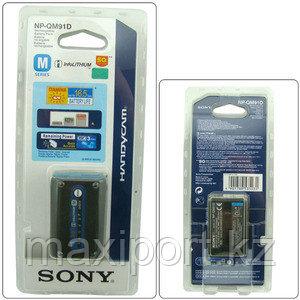 Sony NP-QM91, фото 2