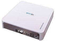 NVR-104H-D - 4-х канальный сетевой видеорегистратор с разрешением записи до 4MP на канал, без PoE.