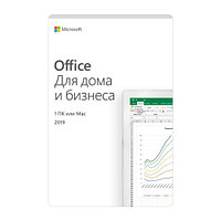Microsoft Office Home and Business 2019 Russian Kazakhstan Only Medialess офисный пакет (T5D-03246)