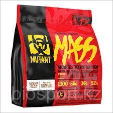 Гейнер Mutant Mass - 2.3 кг