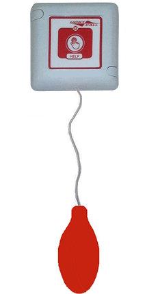 Влагозащищенная пневмокнопка вызова со шнуром MP-435W2, фото 2