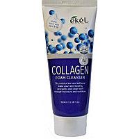 Пенка для умывания Foam Cleanser 180ml. (Ekel) (Collagen)