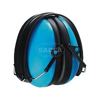 Наушники МАХ 300, комфортабельные, 25 дБ, синие