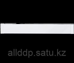Тёплый плинтус UDEN - 100 стандарт (цвет белый)