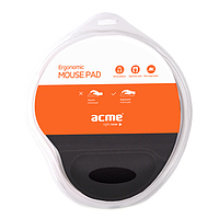 Acme ergonomic mouse pad black