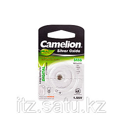 Батарейка CAMELION Silver Oxide SR66-BP1(0%Hg) Блистер