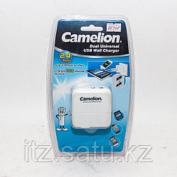 Зарядное устройство USB Camelion AD5028-DB Белый