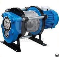 Лебедка тяговая электрическая 0,5т (500кг )380В  КCD-500-A с канатом 100м