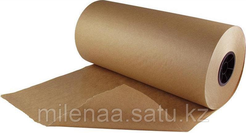 Бумага Упаковочная Крафт 125 грамм Алматы