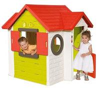 Игровой детский домик со звонком