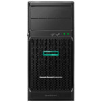 "Сервер HPE ProLiant ML30 Gen10 (Tower, Xeon E-2124, 3300 МГц, 4 ядра, 8 Мб, 1x 8 ГБ, 3.5"", 4 шт, 1x 1 ТБ)"