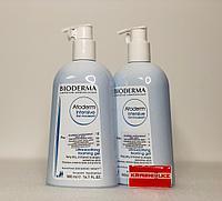 BIODERMA 500мл ATODERM Гель-мусс очищающий для кожи с атопией