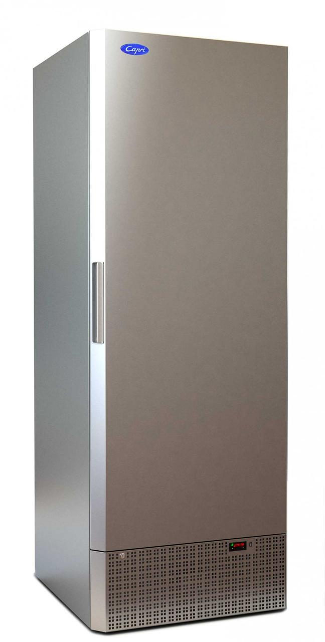 Шкаф Капри 0,7М Холодильный (Нержавейка)