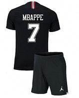 Детская футбольная форма ПСЖ Nike 2019 -2020 года  домашняя