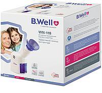 Ингалятор медицинский B. Well. WN 118 паровой