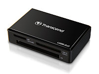 Картридер Transcend USB 3.1 Card Readers RDF8 Black