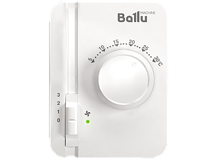 Воздушно-тепловая завеса Ballu  BHC-M20W30-PS (1,9 метровая; с водяным нагревателем), фото 2