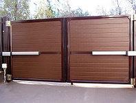 Распашные ворота в Алматы купить, фото 1