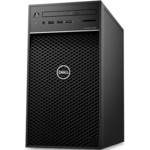 Рабочая станция Dell Precision 3630 MT (Большой (Mini Tower, midi Tower, Tower), Core i5, 8500, 8 Гб, без HDD, 256 Гб)