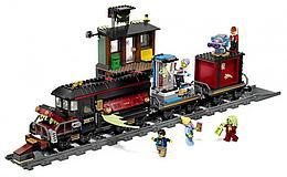 LEGO: Призрачный экспресс Hidden Side 70424