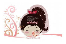 Tony Moly Mini Bling Pocket Hair Pack / Восстанавливающая и укрепляющая маска для волос