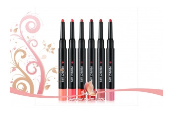 "Помада-тинт д/губ ""PERFECT LIPS DOUBLE COLOR TINT"" тон"