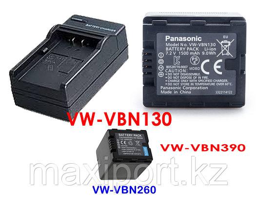 Зарядка panasonic  VW-VBN260 VW-VBN130 VW-VBN390, фото 2