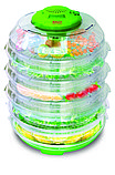 Сушилка для продуктов Saturn ST-FP0113-10 на 10 ярусов