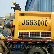 Бетономешкалка JS3000 БСУ