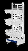 Стеллаж с корзинами облегченный база, фото 1