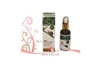 Премиальная ампульная сыворотка/EKEL Black snail Premium Ampoule 38%